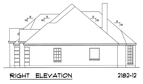 Right Elevation