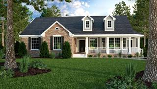 Traditional Farmhouse Plans by DFD House Plans