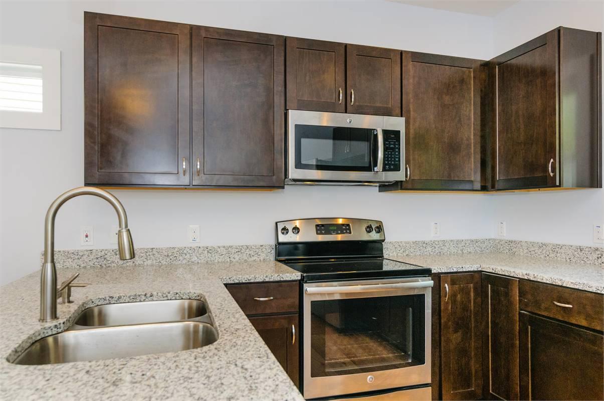 Kitchen image of The Kristin House Plan