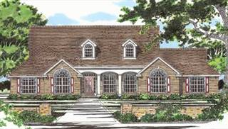 Cape Cod Style Home Designs by DFD House Plans