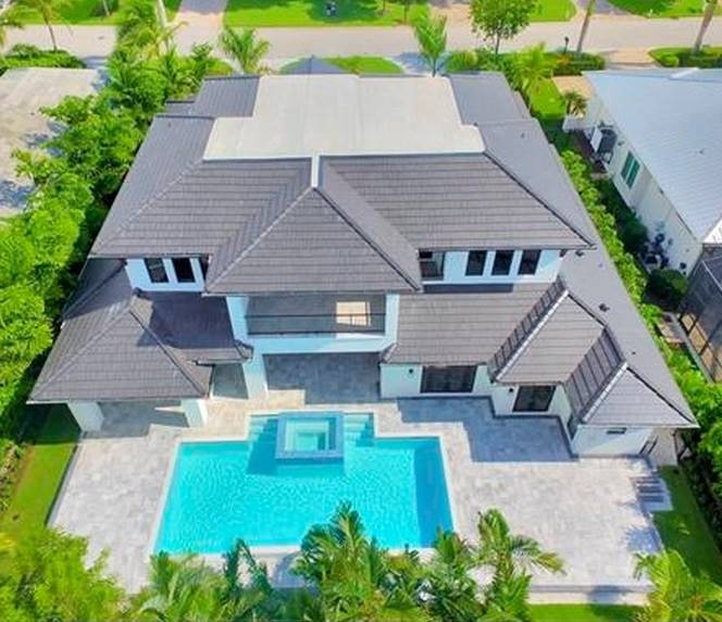 Pool by DFD House Plans