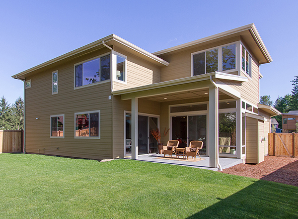 Exterior Photo by DFD House Plans