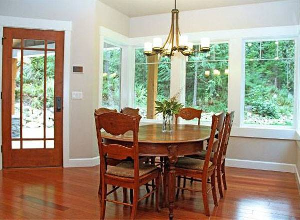 Breakfast Nook by DFD House Plans