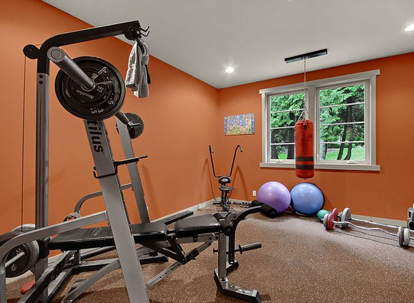 Home Gym by DFD House Plans