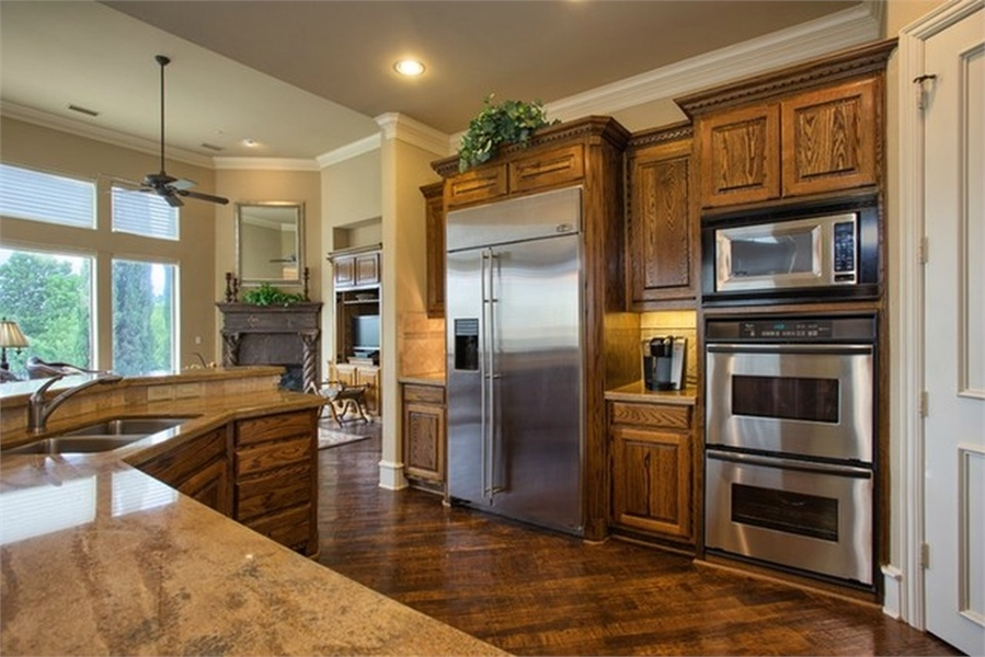 Kitchen 1 by DFD House Plans