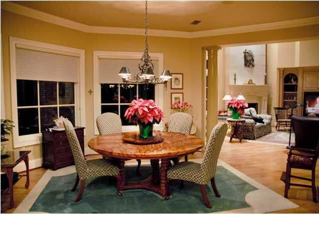 Dining by DFD House Plans