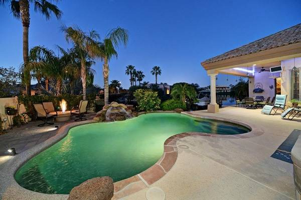 Back Yard 2 by DFD House Plans