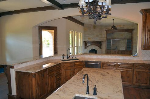 Kitchen 4 by DFD House Plans