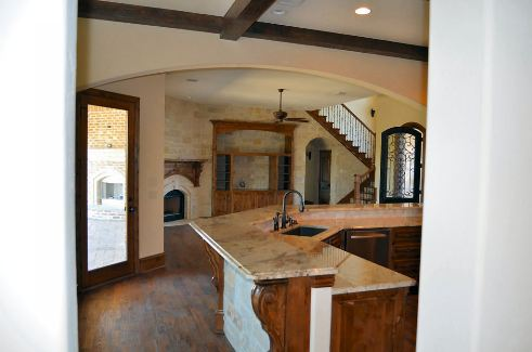 Kitchen 6 by DFD House Plans