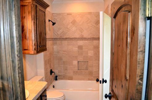 Bath 4 by DFD House Plans