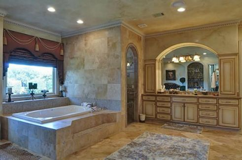 master Bath 4 by DFD House Plans