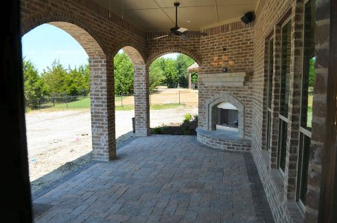 Patio 1 by DFD House Plans