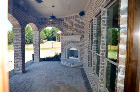 Patio 3 by DFD House Plans