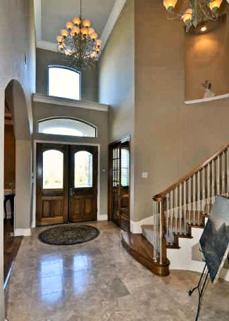 Foyer 1 by DFD House Plans