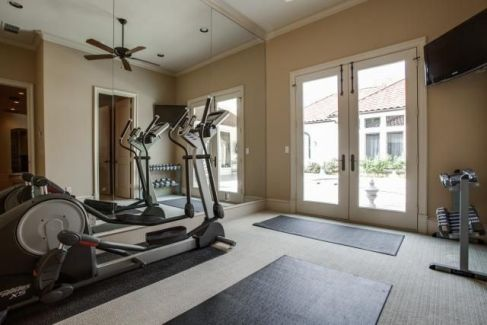 Gym 1 by DFD House Plans
