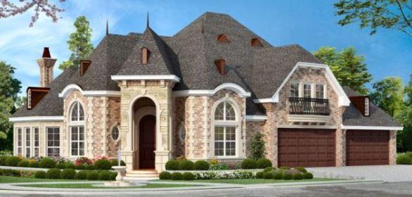 Corner Lot Home Designs | Home Design Plan