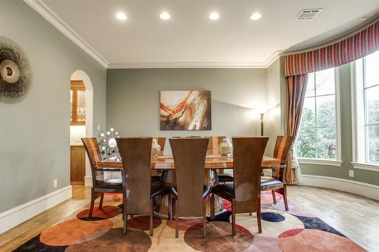 Dining 1 by DFD House Plans