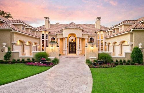 House Plan 5124: Luxury home plans with an affordable price tag