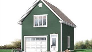 Unique Garage Plans by DFD House Plans