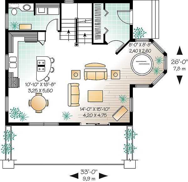 Beach House Plan with 2 Bedrooms and 1.5 Baths - Plan 3267 on 10 bedroom house plans, 5 bedroom ranch house plans, 20 bedroom house floor plans, 12 bedroom house floor plans, simple 3 bedroom house plans, 4 bedroom 2 story house plans, 15 bedroom house floor plans, simple 5 bedroom house plans, 8 bedroom beach house rentals, 18 bedroom house floor plans, 8 bedroom mansion, 6 bedroom house plans, 8 bedroom ranch house plans, 7 bedroom house floor plans, 5 bedroom floor plans, luxury home floor plans, 7 to 8 bedroom plans, 9 bedroom house plans, 8 bedroom house 1 level, 2 bedroom house floor plans,