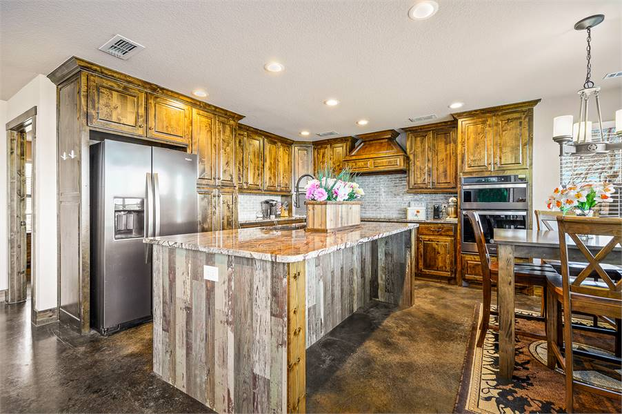 Kitchen Featuring Whirlpool® Appliances