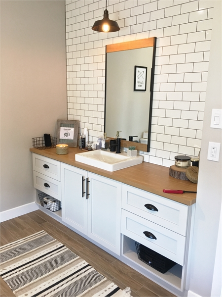 Bathroom image of Camille House Plan