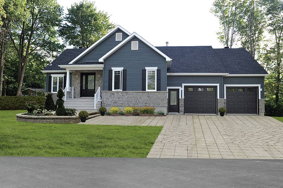 Front image of Ashbury 3 House Plan