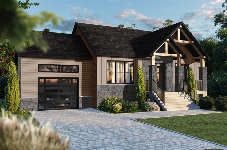 image of Nordika 2 House Plan