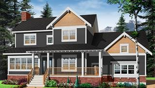 Accessible Home Designs by DFD House Plans