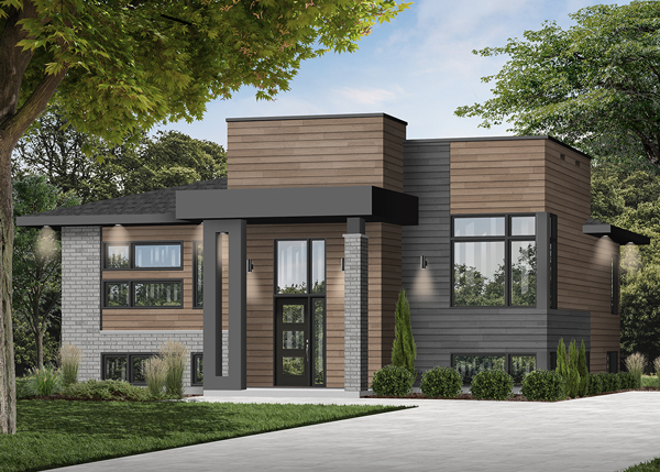 House Plan 7560: Choose the Right House Plan