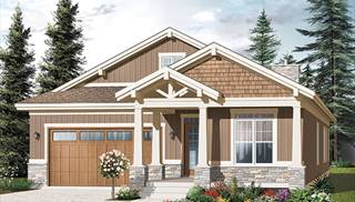 Small, Affordable One-Story Home Plans by DFD House Plans