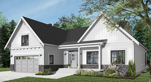 1051 final by DFD House Plans