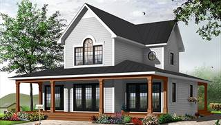 Unique, Accessible Home Plans by DFD House Plans