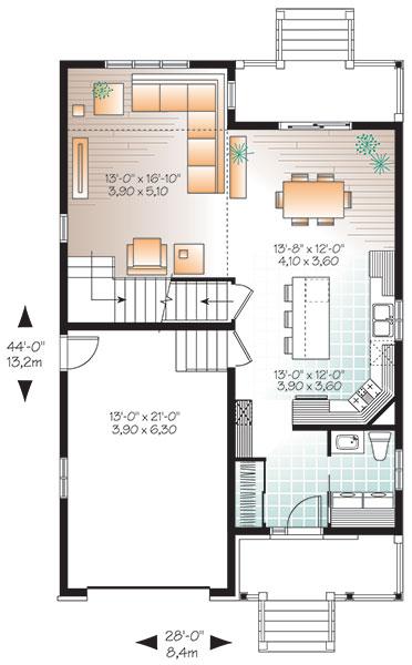 House danforth house plan green builder house plans for Cheap energy plans