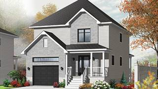 Modern House Plans by DFD House Plans