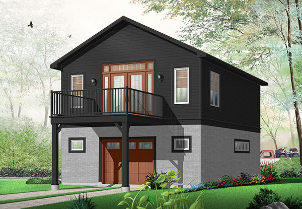 Option 3 by DFD House Plans