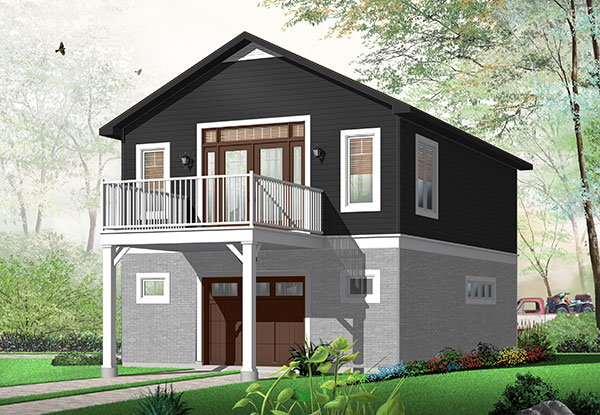 Option 4 by DFD House Plans