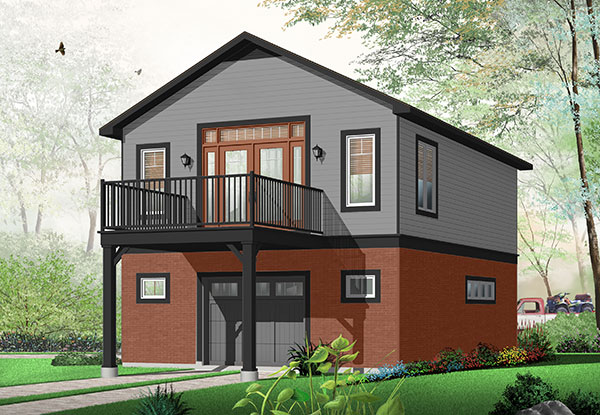 Option 2 by DFD House Plans