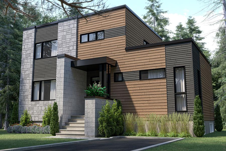 1051 final image of Magnolia 3 House Plan