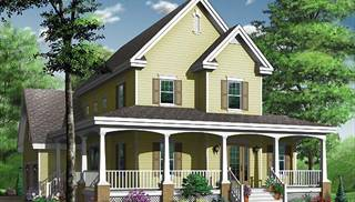 Accessible Home Designs and Ideas by DFD House Plans