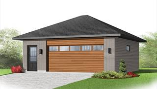 Superior Garage Plans by DFD House Plans