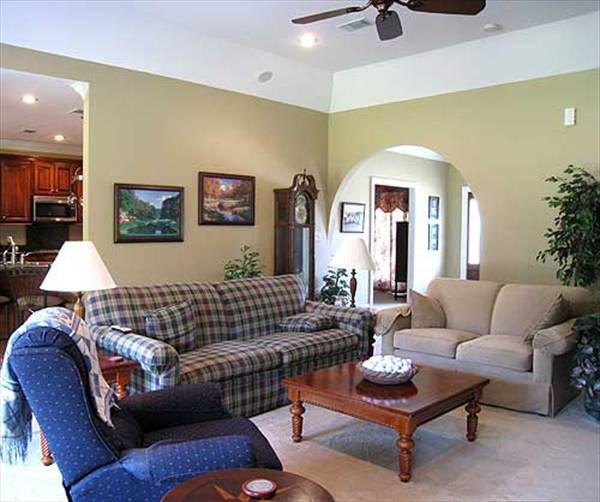 Living Photo by DFD House Plans