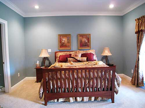 Master Bed Photo by DFD House Plans