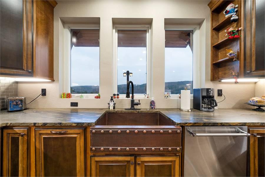 Kitchen Featuring Delta® Faucets & KitchenAid® Appliances