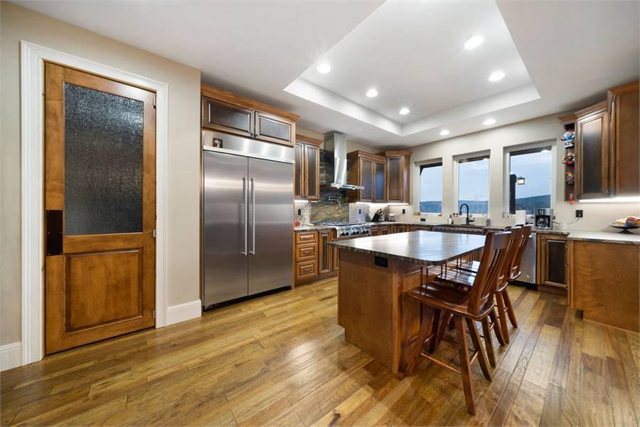 Kitchen Featuring KitchenAid® Appliances