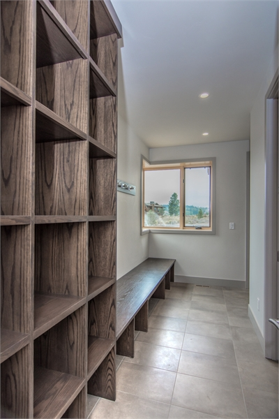 Mudroom by DFD House Plans