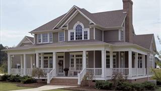 Traditional Victorian House Plans by DFD House Plans