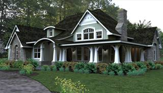 Pleasant Cove House Plan by DFD House Plans