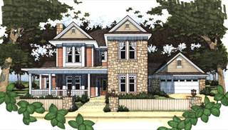 Classic Victorian Home Plans by DFD House Plans