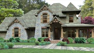 European Style House Plans & Home Designs | European Home Plans